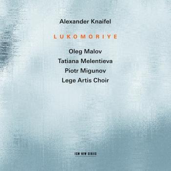Cover Knaifel: Lukomoriye