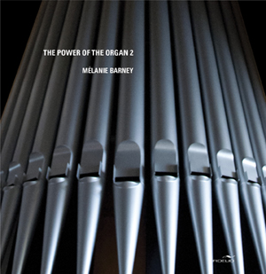 Cover The Power of the Organ, Vol. 2