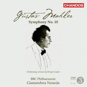 Cover Mahler - Symphony No. 10