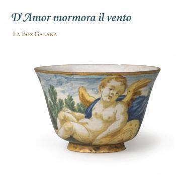 Cover D'Amor mormora il vento