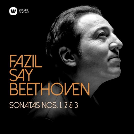 Cover Beethoven: Piano Sonatas Nos 1, 2 & 3