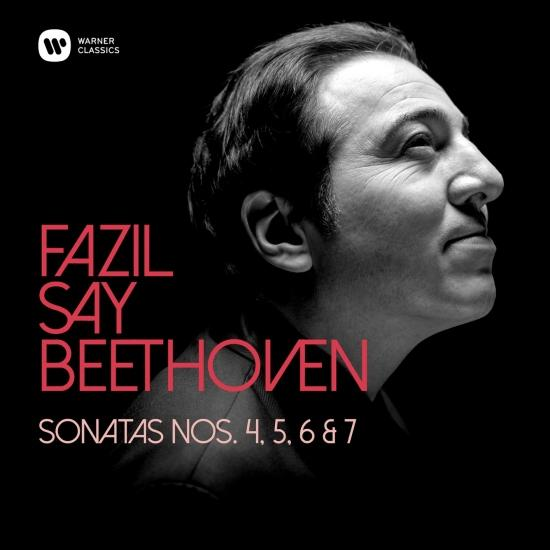 Cover Beethoven: Piano Sonatas Nos 4, 5, 6 & 7