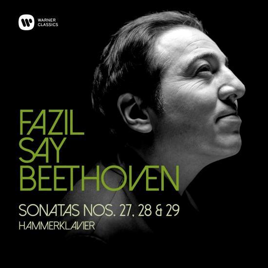 Cover Beethoven: Piano Sonatas Nos 27, 28 & 29, 'Hammerklavier'