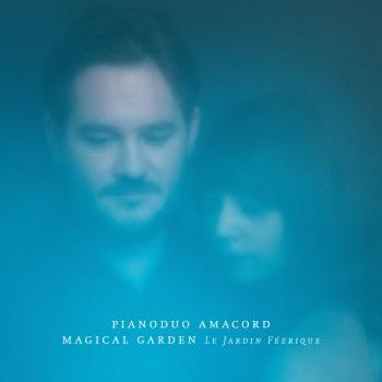 Cover Magical Garden