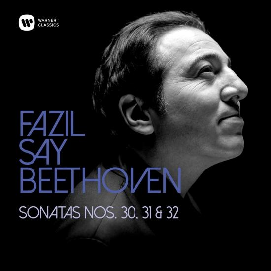 Cover Beethoven: Piano Sonatas Nos 30, 31 & 32