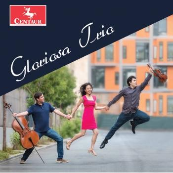 Cover Gloriosa Piano Trio
