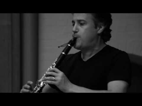 Video Schumann - Music For Clarinet | Patrick Messina, Fabrizio Chiovetta (TRAILER)