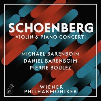Cover Schoenberg: Violin & Piano Concerti
