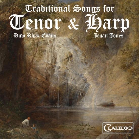 Cover Traditional Songs for Tenor & Harp
