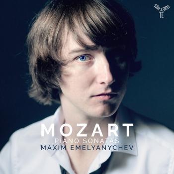 Cover Mozart: Piano Sonatas