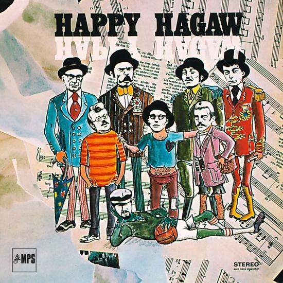Cover Happy Hagaw
