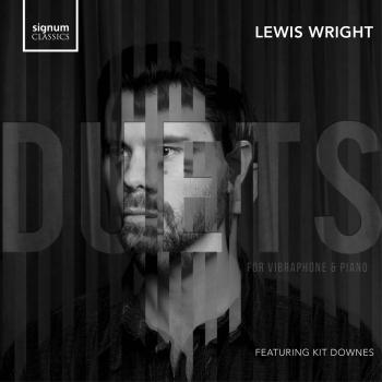 Cover Lewis Wright: Duets