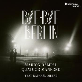 Cover Bye-bye Berlin