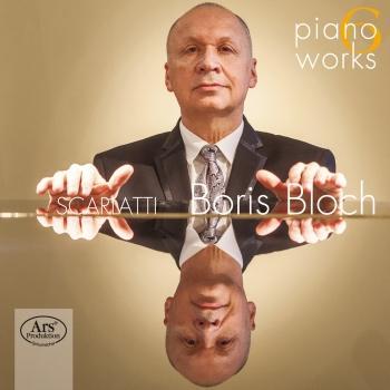 Cover Scarlatti: Piano Works, Vol. 6