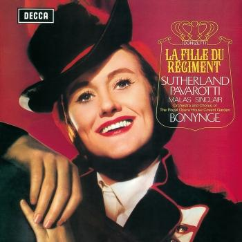 Cover Donizetti: La Fille du Régiment