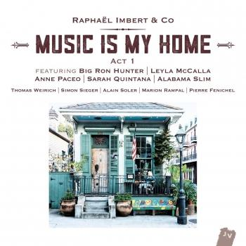 Cover Music Is My Home: Act 1