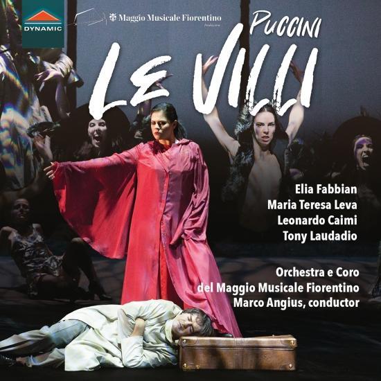 Cover Puccini: Le villi (Live)