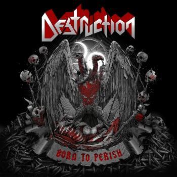 Cover Born To Perish