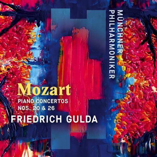 Cover Mozart: Piano Concertos Nos 20 & 26, 'Coronation'