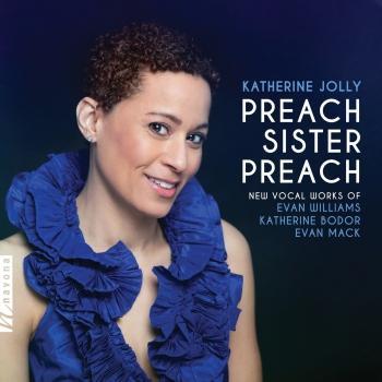 Cover Preach Sister, Preach