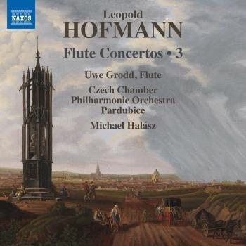 Cover Hofmann: Flute Concertos, Vol. 3