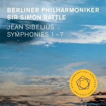 Cover Jean Sibelius Symphonies 1-7 (complete)