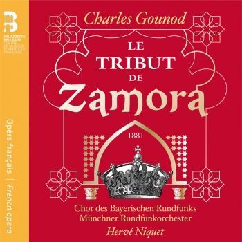 Cover Gounod: Le Tribut de Zamora