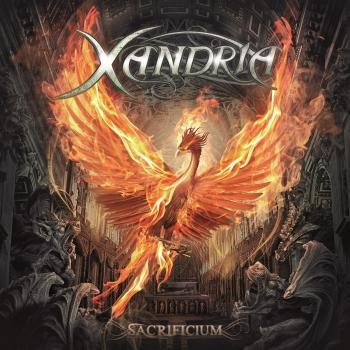 Cover Sacrificium (Limited Edition)