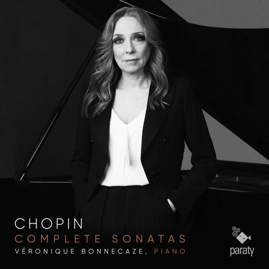 Cover Chopin: Complete Sonatas