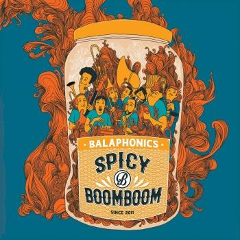 Cover Spicy Boom Boom