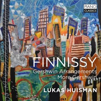 Cover Finnissy: Gershwin Arrangements, More Gershwin