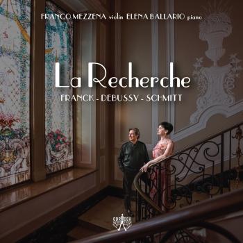 Cover La Recherche