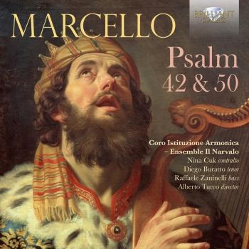 Cover Marcello: Psalm 42 & 50