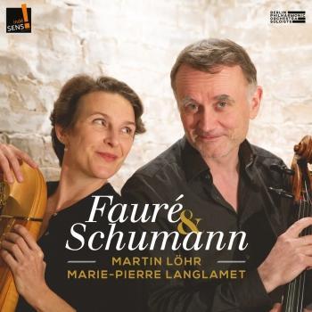 Cover Fauré & Schumann