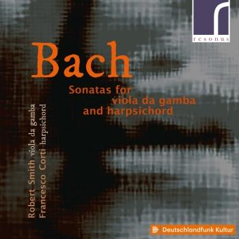 Cover J.S. Bach: Sonatas for Viola da Gamba & Harpsichord