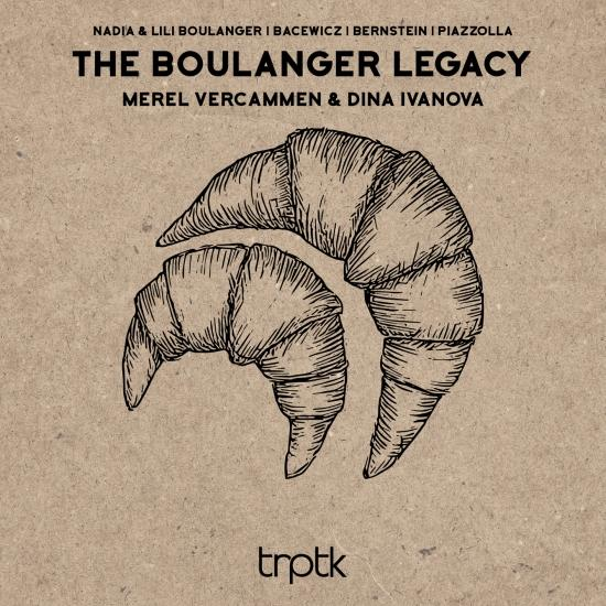 Cover The Boulanger Legacy