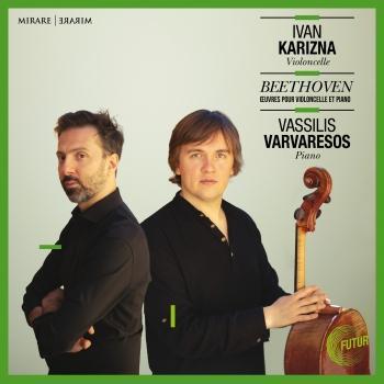 Cover Beethoven: Œuvres pour violoncelle et piano