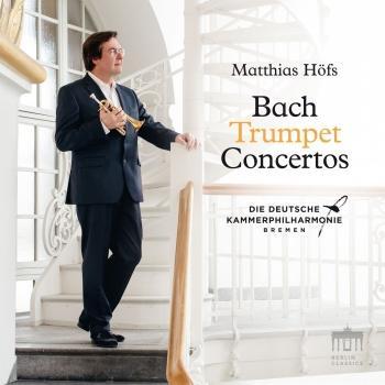 Cover Bach: Trumpet Concertos