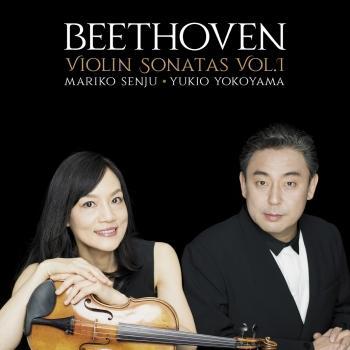 Cover Beethoven: Violin Sonatas Vol.1