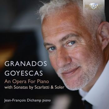 Cover Granados: Goyescas, an Opera for Piano