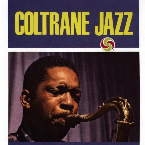 Cover Coltrane Jazz
