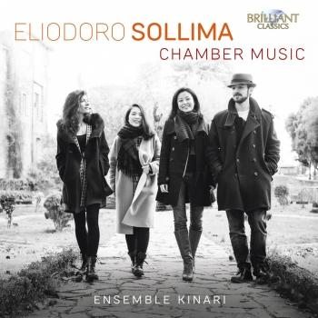 Cover Sollima: Chamber Music