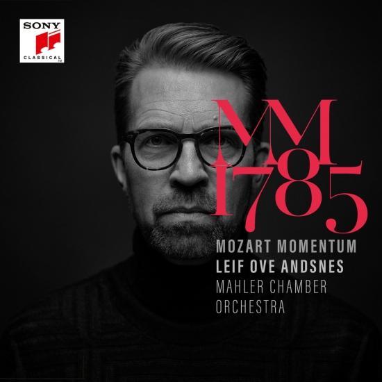 Cover Mozart Momentum - 1785