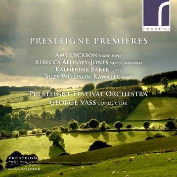 Cover Presteigne Premieres: New Music for String Orchestra