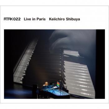 Cover ATAK022 Live in Paris
