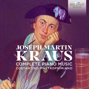 Cover Kraus: Complete Piano Music