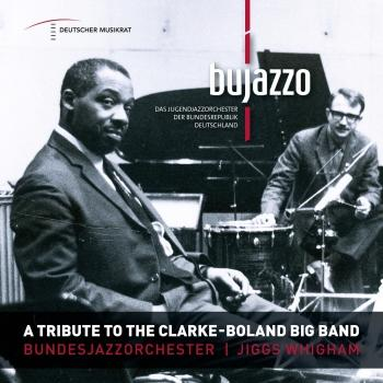 Cover A Tribute to the Clarke - Boland Big Band