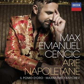 Cover Arie Napoletane