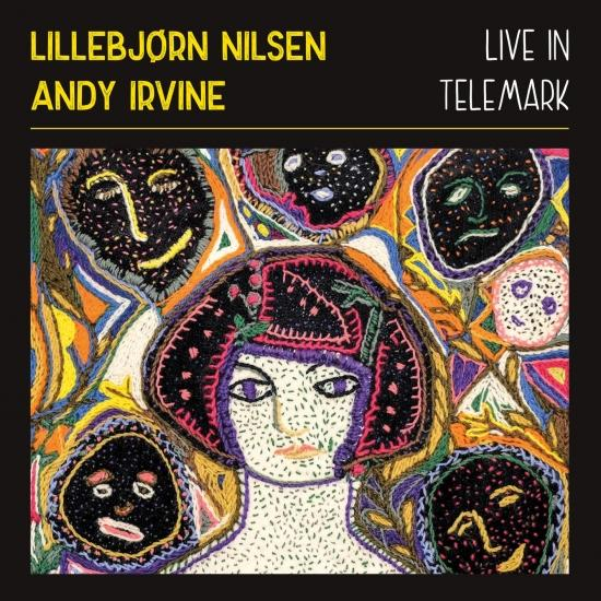 Cover Live in Telemark