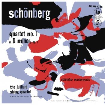 Cover Schoenberg: String Quartet No. 1, Op. 7 (Remastered)